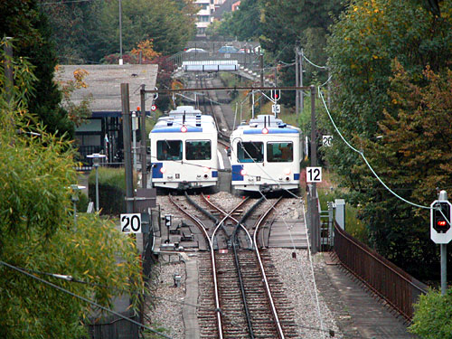 Funiculaire Lausanne Ouchy